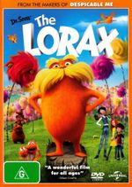The Lorax (2012) : The Private Life of Insects - Season 2 - DVD 3 - Danny DeVito