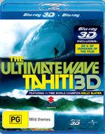 Ultimate Wave : Tahiti (3D Blu-ray/ Blu-ray) - Kalani Miller