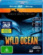 Africa Meets The Sea : Wild Ocean : 3D Blu-ray/ Blu-Ray - Steve McNicholas