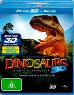 Dinosaurs : Giants of Patagonia (3D Blu-ray/Blu-Ray) - Rodolfo Coria