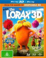 The Lorax (2012) (3D Blu-ray/Blu-ray) - Danny DeVito
