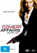 Covert Affairs : Season 2 - Peter Gallagher