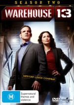 Warehouse 13 : Season 2 - Eddie McClintock