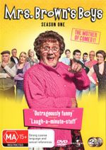 Mrs Brown's Boys : Season 1 - Paddy Houlihan
