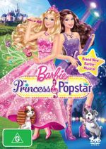 Barbie : The Princess and The Popstar - Zeke Norton