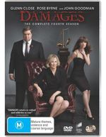 Damages : Season 4 (3 Discs) - Rose Byrne