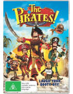 The Pirates! Band of Misfits : Piggy Back Pack 1 (2 Disc) - David Tennant