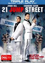21 Jump Street (Blu-ray/DVD/Digital Copy) - Jonah Hill