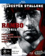 Rambo Quadrilogy (First Blood / First Blood : Part II / First Blood: Part III / Rambo (2008)) - Marc de Jonge