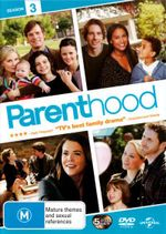 Parenthood : Season 3 - Sam Jaeger