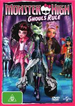 Monster High : Ghouls Rule - Hank Banks