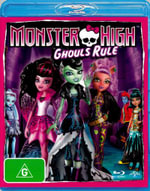 Monster High : Ghouls Rule - Hank Banks