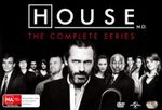 House M.D. : The Complete Collection (Seasons 1 - 8) (46 Discs) - Bobbin Bergstrom