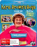 Mrs Brown's Boys : Season 2 - Dermot ONeill