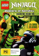 Lego Ninjago : Masters of Spinjitzu - Season 2 Volume 2 - Ian James Corlett