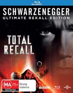 Total Recall (1990) (Ultimate Rekall Edition) - Michael Ironside
