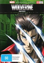 Marvel Anime : Wolverine - The Complete Series - Hiroshi Aoyama