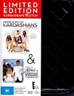 Keeping Up with the Kardashians : Season 6 / Kim's Fairytale Wedding (Limited Edition Klutch Packaging) (4 Discs) - Kris Jenner
