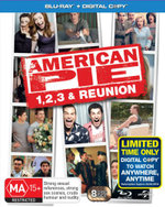 American Pie / American Pie 2 / American Pie 3 : The Wedding / American Pie: Reunion (2012) (Blu-ray/Digital Copy) (8 Discs) - Eddie Kaye Thomas