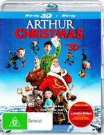 Arthur Christmas (3D Blu-ray/Blu-ray) - Bill Nighy