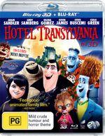 Hotel Transylvania (3D Blu-ray/Blu-ray) (2 Discs) - Selena Gomez