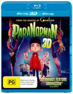 ParaNorman (3D Blu-ray/Blu-ray/UltraViolet) (1 Disc) - Anna Kendrick