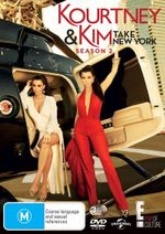 Kourtney and Kim Take New York : Season 2 (3 Discs) - Jonathan Cheban