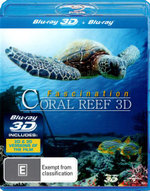 Fascination Coral Reef (3D Blu-ray/Blu-ray)