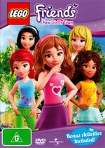 Lego Friends : New Girl in Town (Volume 1)