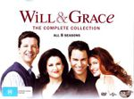 Will and Grace : The Complete Collection - Eric McCormack