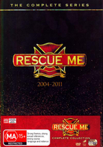 Rescue Me : The Complete Series - Michael Lombardi