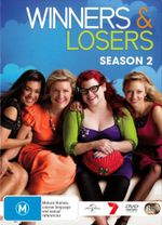 Winners and Losers : Season 2 - Melissa Bergland