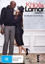 Khloe and Lamar : Season 2 (2 Discs) - Malika Haqq