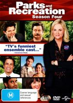 Parks and Recreation : Season 4 (4 Discs) - Aziz Ansari