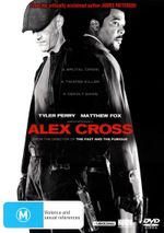 Alex Cross - Rachel Nichols