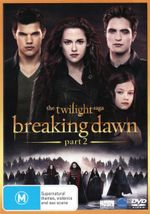 The Twilight Saga : Breaking Dawn - Part 2 - Robert Pattinson