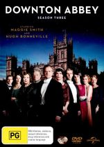 Downton Abbey : Season 3 (5 Disc) - Laura Carmichael