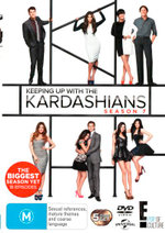 Keeping Up with the Kardashians : Season 7 (5 Discs) - Khloe Kardashian