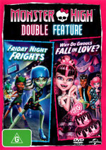 Monster High : Friday Night Frights / Why Do Ghouls Fall in Love? - Ogie Banks
