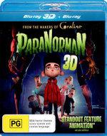 ParaNorman (3D Blu-ray/Blu-ray) - Kodi Smit-McPhee