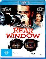 Rear Window (1954) - Alfred Hitchcock