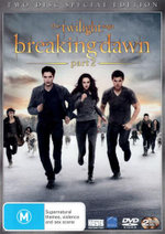 The Twilight Saga : Breaking Dawn - Part 2 (2 Disc Special Edition) - Kristen Stewart