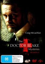 The Doctor Blake Mysteries : Season 1 - Craig McLachlan