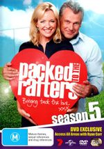 Packed to the Rafters : Season 5 (6 Discs) - Hugh Sheridan