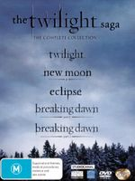 The Twilight Saga : Complete Collection (5 Disc Boxset) - Christina Jastrzembska