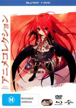 Shakugan No Shana : Season 2 - Part 1 (Blu-ray/DVD) (4 Discs) - Jamie Marchi