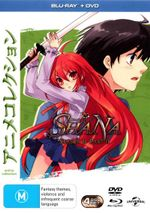Shakugan No Shana : Season 2 - Part 2 (Blu-ray/DVD) (4 Discs) - Jamie Marchi