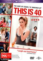 This is 40 (DVD/UltraViolet) - Paul Rudd