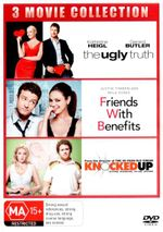 The Ugly Truth / Friends With Benefits / Knocked Up (3 Discs) - Paul Rudd