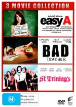 Easy A / Bad Teacher /  St Trinian's - Colin Firth